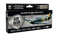 71147 Air War Color Series - FAA (Fleet Air Arm) Colors 1939-45 Set