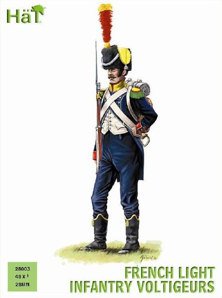Napoleonic French Light Infantry Voltigeurs - Image 1