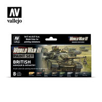 WWIII- British Armour&Infantry - Image 1