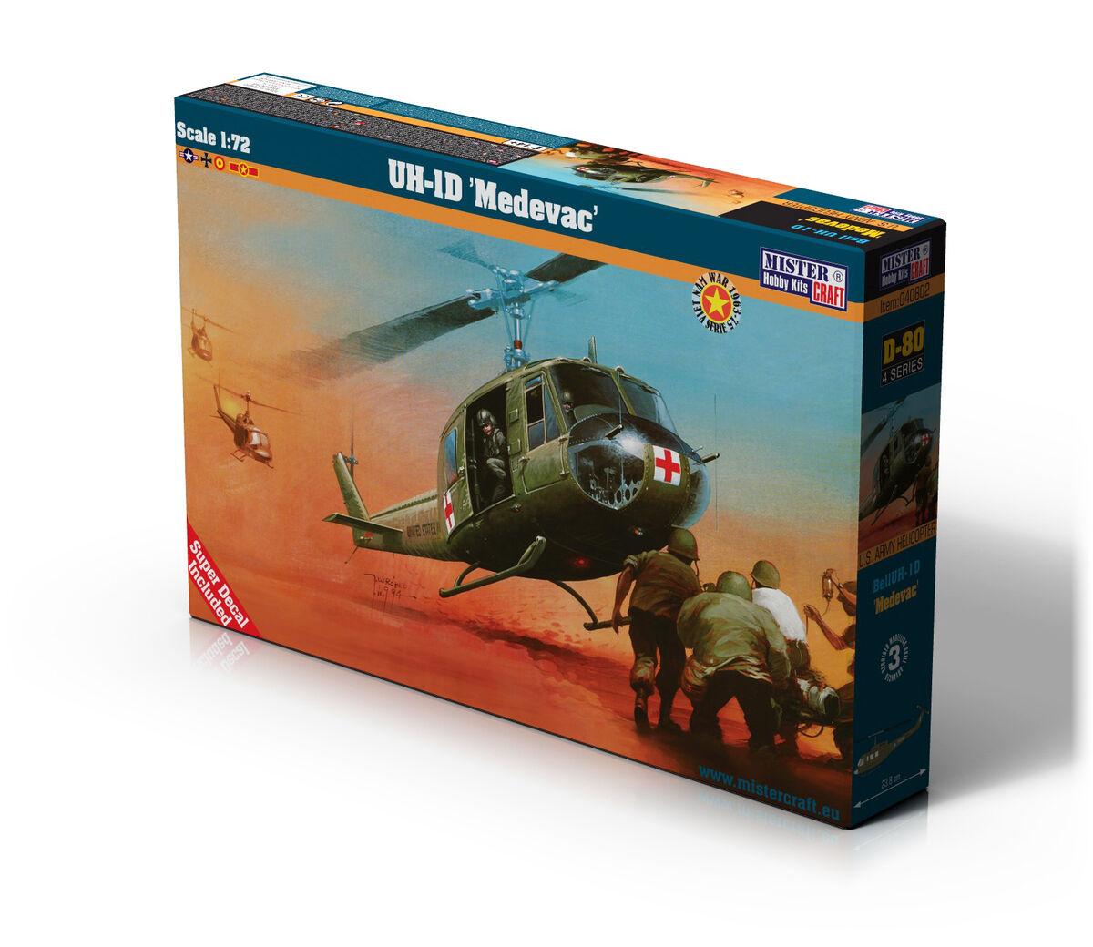 UH-1D Medevac - Image 1