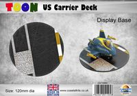 Toon US Carrier Deck 120mm - Image 1