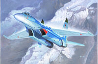 Russian Su-27 Flanker B Fighter - Image 1