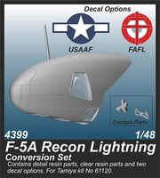 F-5A Recon Lightning Conversion set - Image 1