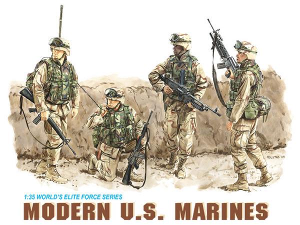 LEGEND PRODUCTION US Marine ILBE set SCALE 1:35 LF1238