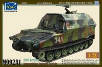 M992A1 Field Artillery Ammunition Support Vehicle