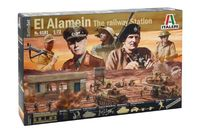 BATTLESET: WWII EL ALAMEIN The Railway Station