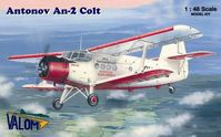 "Antonov An-2 Civil version ""Aeroclub Czech and Moravy"" - Image 1"