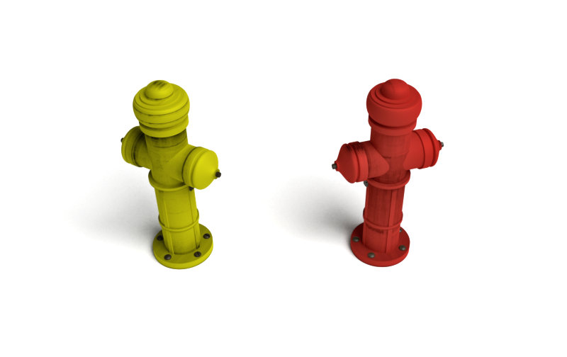 Fire Hydrants - Image 1