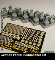 German Panzer Headphones