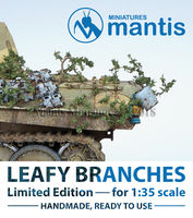 Leafy Branches for vehicle camouflage - Image 1