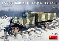 1,5 Ton Railroad Truck AA Type