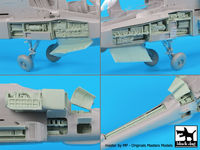 AH -64 D big set for Italeri