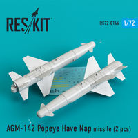 AGM-142 Popeye Have Nap missile (2 pcs)  (F-4, F-15, F-16, F-111) - Image 1