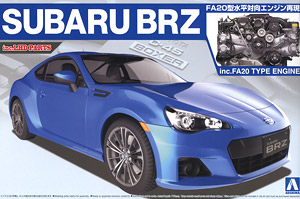 Subaru BRZ 12 w/Full Engine - Image 1