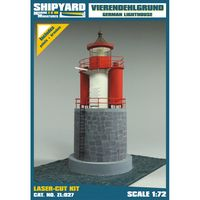 Vierendehlgrund Lighthouse skala 1:72