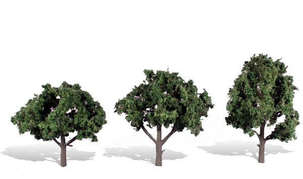 Cool Shade Trees (3 szt.,10.1 cm - 12.7 cm) - Image 1