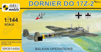 Dornier Do 17 Z-2 Balkan Operations