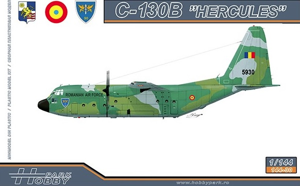 "C-130B ""HERKULES"" Romanian Air Force - Image 1"