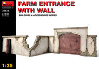 FARM ENTRANCE WITH WALL