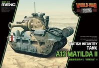 World War Toons A12 Matilda II - Image 1