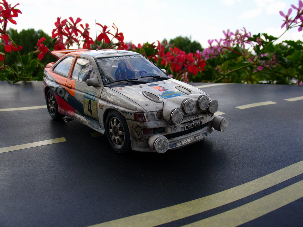 TAMIYA 1/24 FORD Cosworth - 003 - Image 1