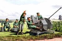 20mm Flak38 Figure Set - Image 1