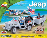 Jeep Willys MB Navy - Image 1