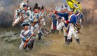Seven Years War AUSTRIAN & PRUSSIAN INFANTRY