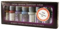 8 color game set-Extra Opaque Small Paint Set
