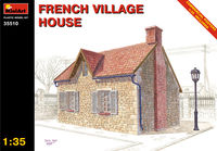French village house