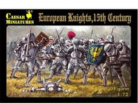 European Knights, XV Century