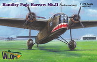 Handley-Page Harrow Mk.II (Toothy marking)