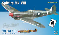 Spitfire Mk.VIII  Weekend edition