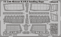 Meteor F.1/F.3 landing flaps DRAGON/CYBER HOBBY - Image 1
