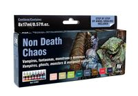 8 color game set-Non Dead Chaos colors