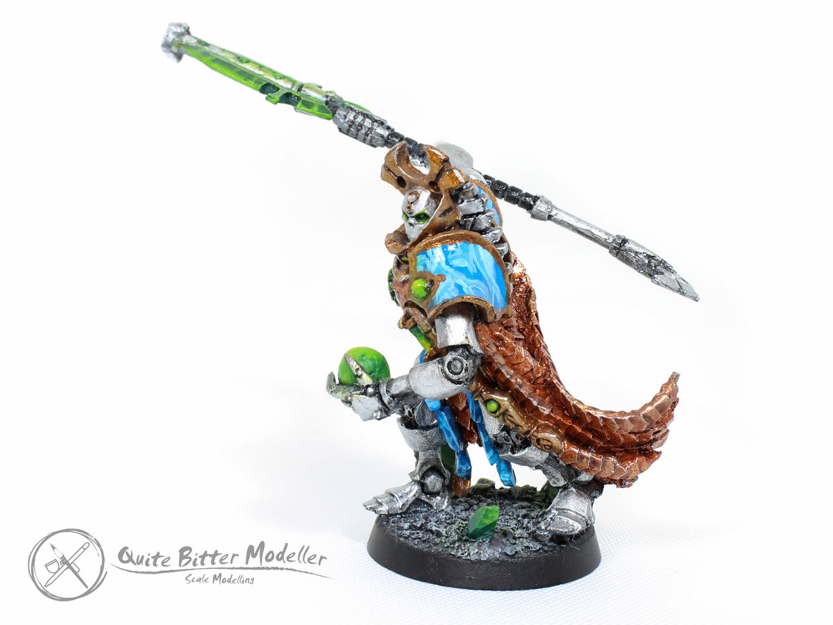 Necron Overlord (Citadel) - 011 - Image 1