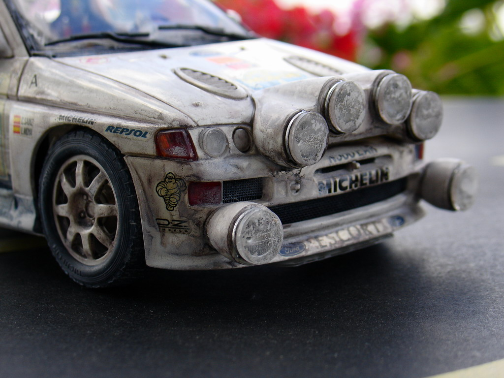 TAMIYA 1/24 FORD Cosworth - 013 - Image 1