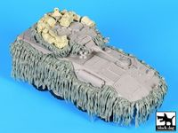 Australian ASLAV hessian tape accessories set for Trumpeter