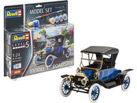 1913 Ford Model T Roadster Model Set - Image 1