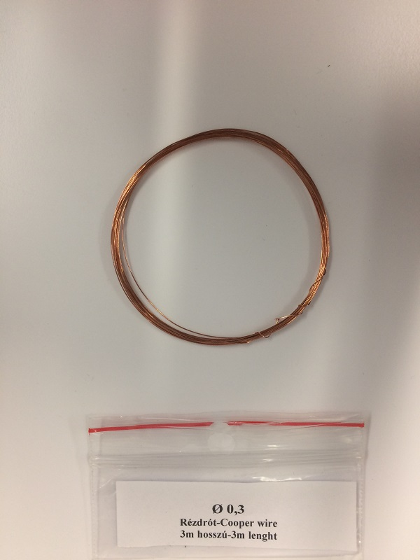 Copper Wire 0.3mm - Image 1