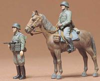 German Mounted Inf. - Image 1