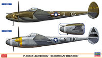"P-38H/J Lightning ""European Theatre"" (2 kits)"