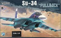"Su-34 ""Fullback"" w/metal Version 2.0"