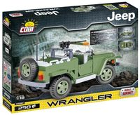 Small Army Jeep Wrangler Military 250 kl. - Image 1