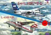 Let L-410UVP i L-410UVP-E Interflug, Polar Aviation - Image 1