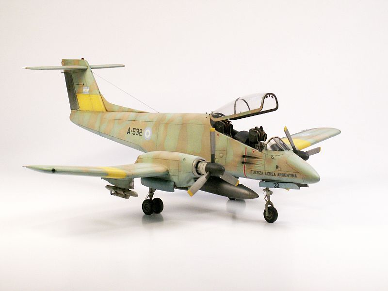 IA-58A PUCARA 1/72 SPECIAL HOBBY - 008 - Image 1