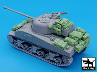 British Sherman Firefly accessories set for Dragon - Image 1