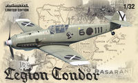 Legion Condor Bf 109E Limited Edition - Image 1