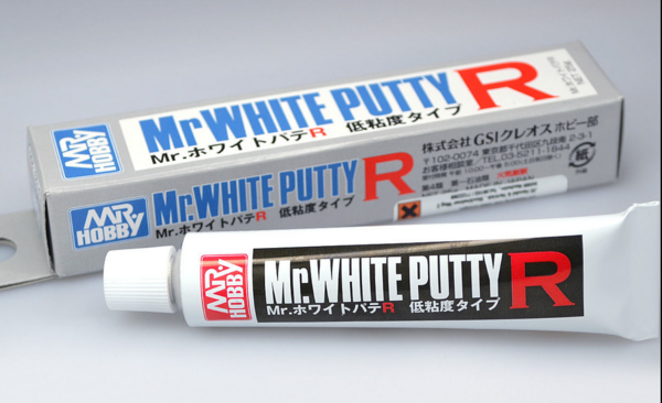 Mr.White Putty R - Image 1