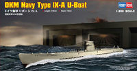 German Submarine U-Boot Type IX-A